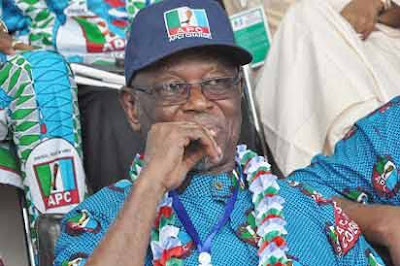 Why I Won't Re-contest As Chairman of APC - John Oyegun