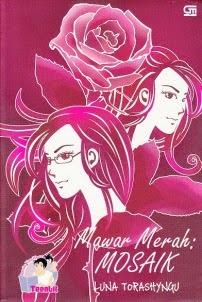 Luna Torashyngu - Mawar Merah Mosaik