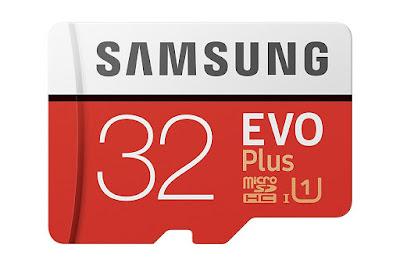 Samsung EVO Plus 32 GB