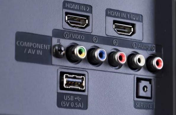 Menyambungkan HP ke TV