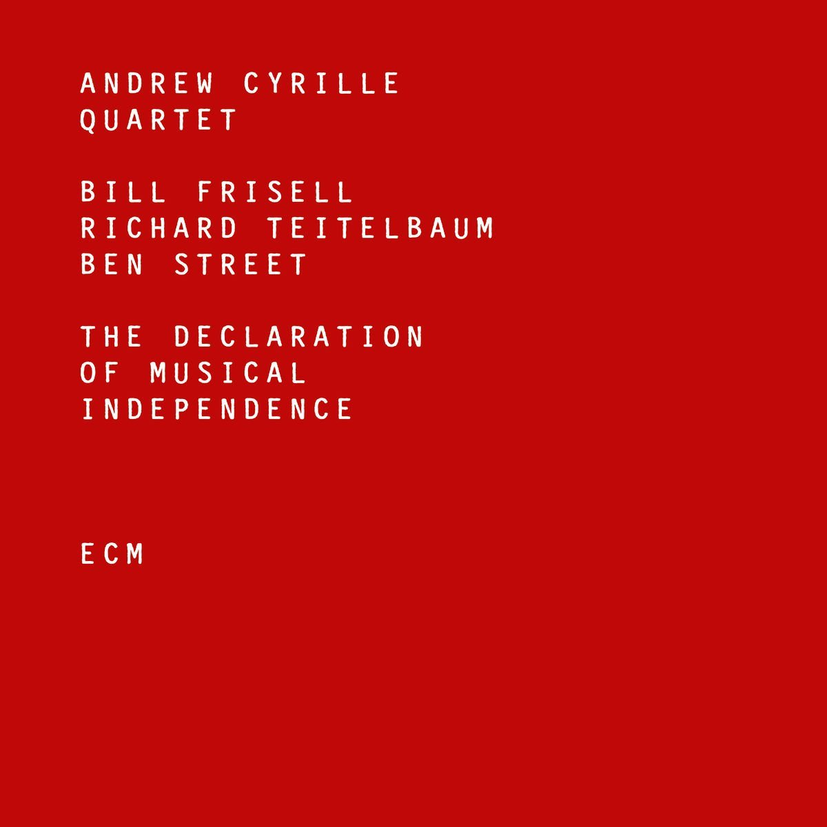 Andrew Cyrille* Andrew Cyrille & Maono - Junction