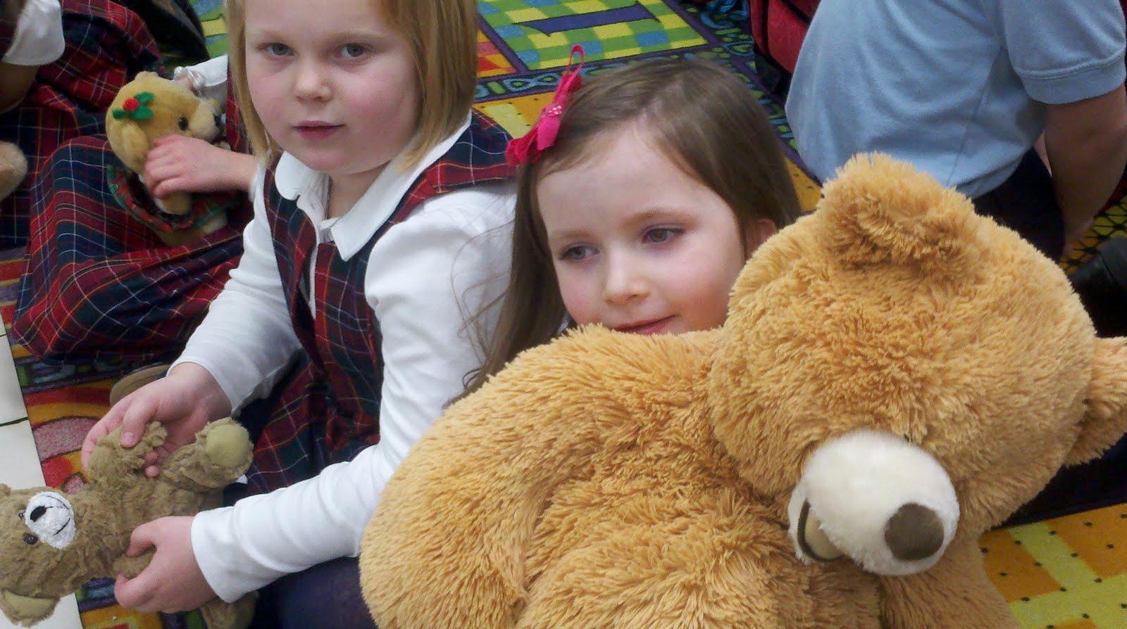 Sjs Kindergarten Pictures From Teddy Bear Activities