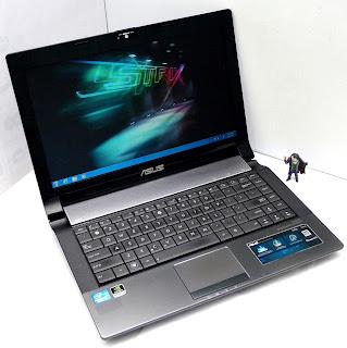 Laptop Gaming ASUS N43SL Core i5 Bekas Di Malang