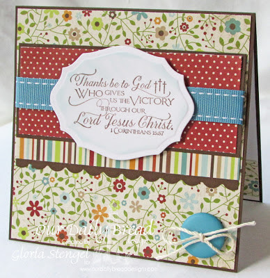 Our Daily Bread Designs, Scripture Collection 10, Sentiments Collection 2