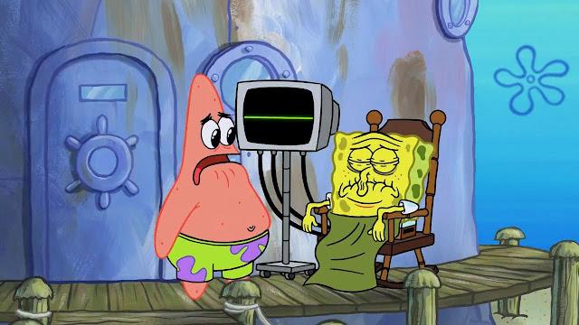 SpongeBob SquarePants Season 11 Episode 12 Subtitle Indonesia