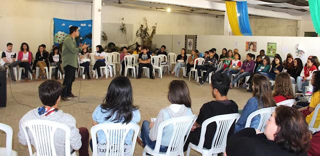 Juventude Missionária do Rio Grande do Sul reflete sobre o Bem Viver a partir da Laudato si'