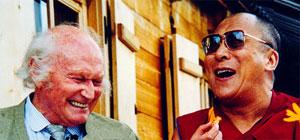 heinrich harrer and dalai lama relationship problems