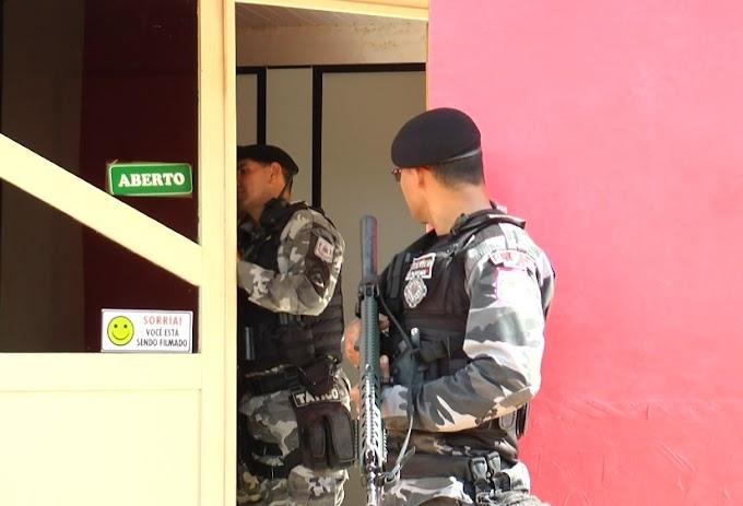 ITAITUBA/PA: UM SALÃO DE BELEZA FOI ALVO DE ASSALTANTES