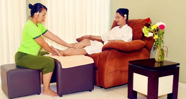 Nikmati Kesegeran Spa Pijat Aromaterapi in Bali Seminyak