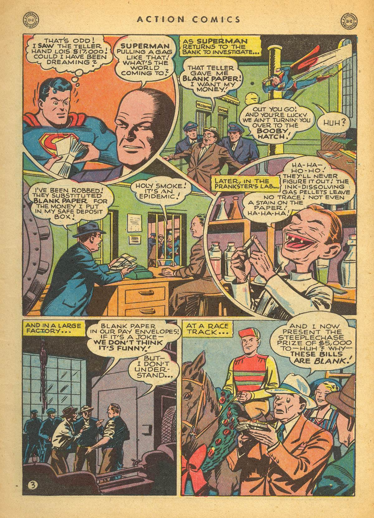 Read online Action Comics (1938) comic -  Issue #109 - 5