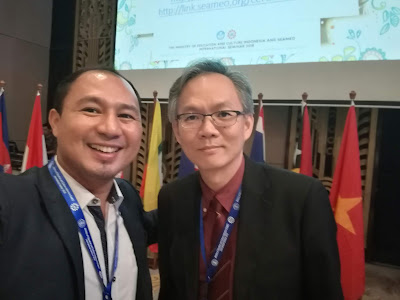 Mr Koh, Guru Sains Terbaik ASEAN