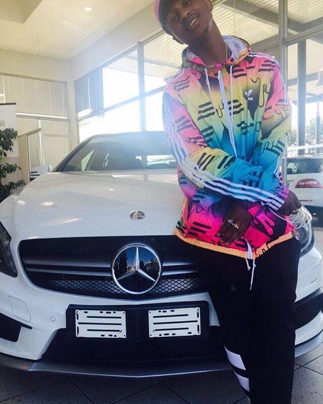 Mzansi Celebrity Cars