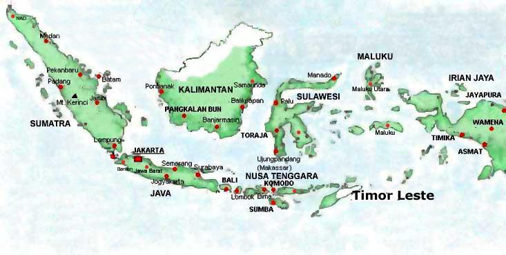5 Pulau Terbesar Di Indonesia Top Five Google Blog S