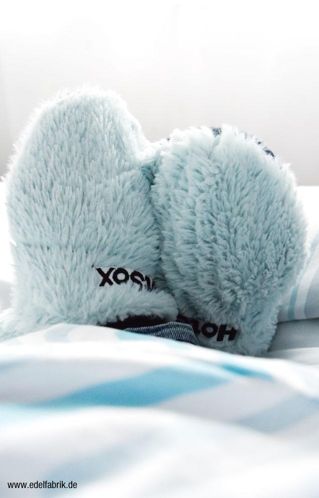 wie benutzt man Hot Socks