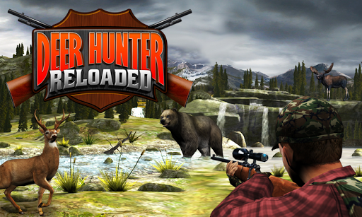 DEER HUNTER RELOADED v3.8.2 APK
