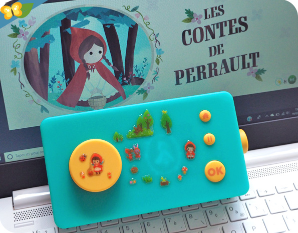 Les Contes de Perrault - Lunii - Ma Fabrique à Histoires