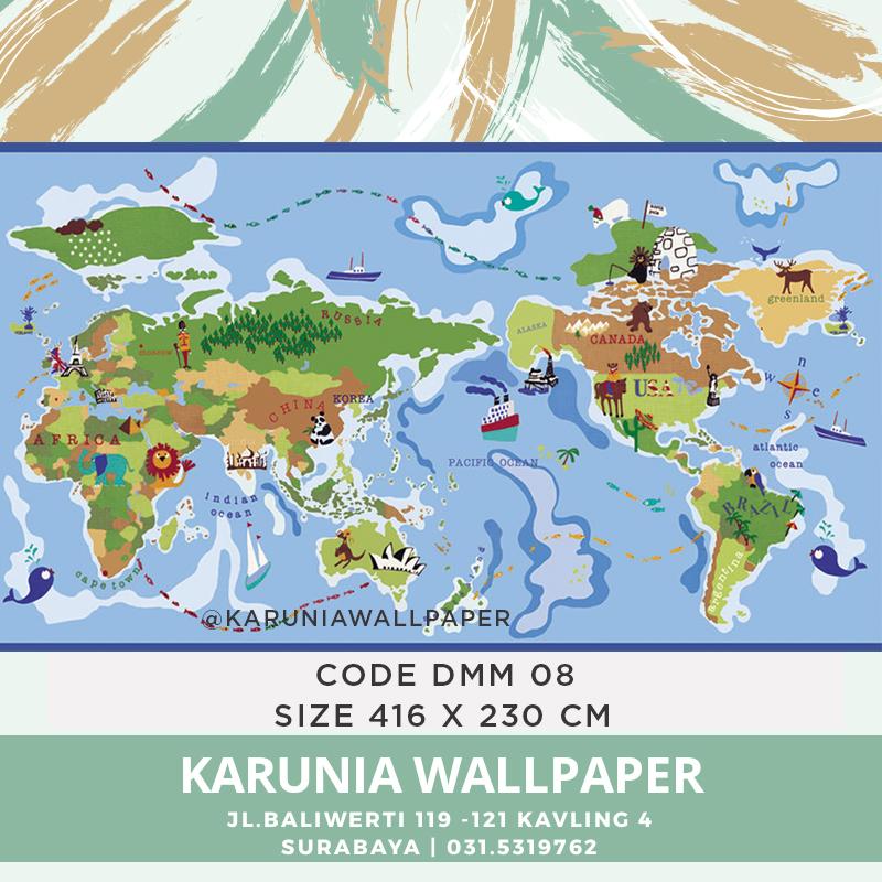 jual wallpaper dinding rumah