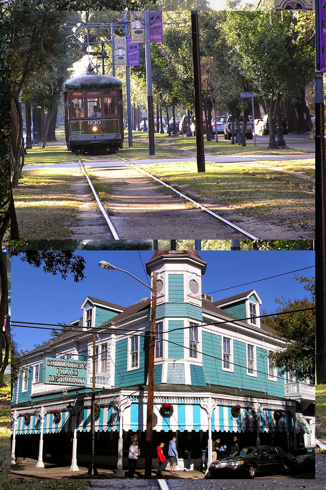 Garden District - New Orleans
