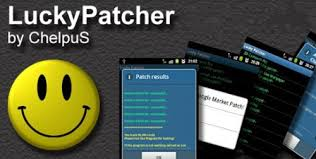 How to use lucky patcher on android games