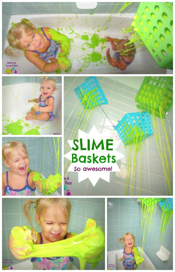 Slime Baskets