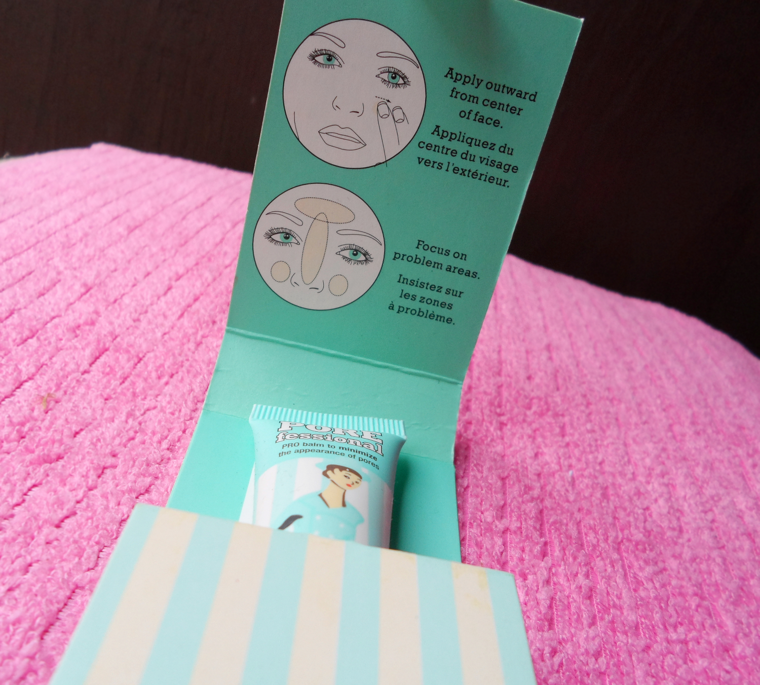 benefit cosmetics review The  POREfessional by Benefit | Review & Swatches  liz breygel january girl blogger
