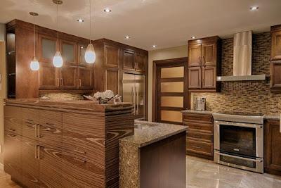 material kayu yang baik untuk interior kitchen set