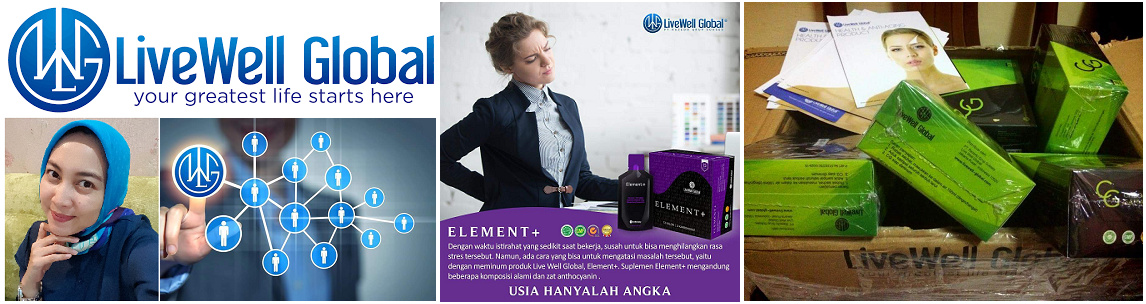 LiveWell Global Indonesia - Join Member LWG - Bisnis MLM Networking bersama Rintika di Jakarta, Call 0819675060.