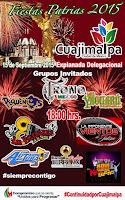 fiestas patrias cuajimalpa 2015