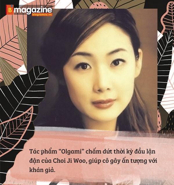 'Nữ hoàng nước mắt' Choi Ji Woo: mơ về một hạnh phúc nhỏ bé, giản dị - Ảnh 9