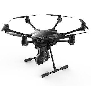 Drone Professional Yuneec Typhoon H - OmahDrones