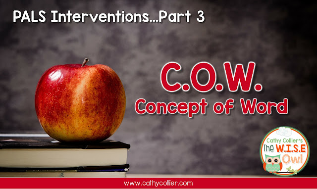 Using an intervention for Concept of Word, we intervened with kindergarten and first grade groups. We also lowered our need for interventions over the next few years.