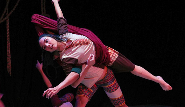 Negrense Ballerina - Mona Yusay - Ballet Philippines - Bacolod ballet school - Bacolod dance school - Georgette Sanchez - Bacolod blogger - Garcia-Sanchez School of Dance