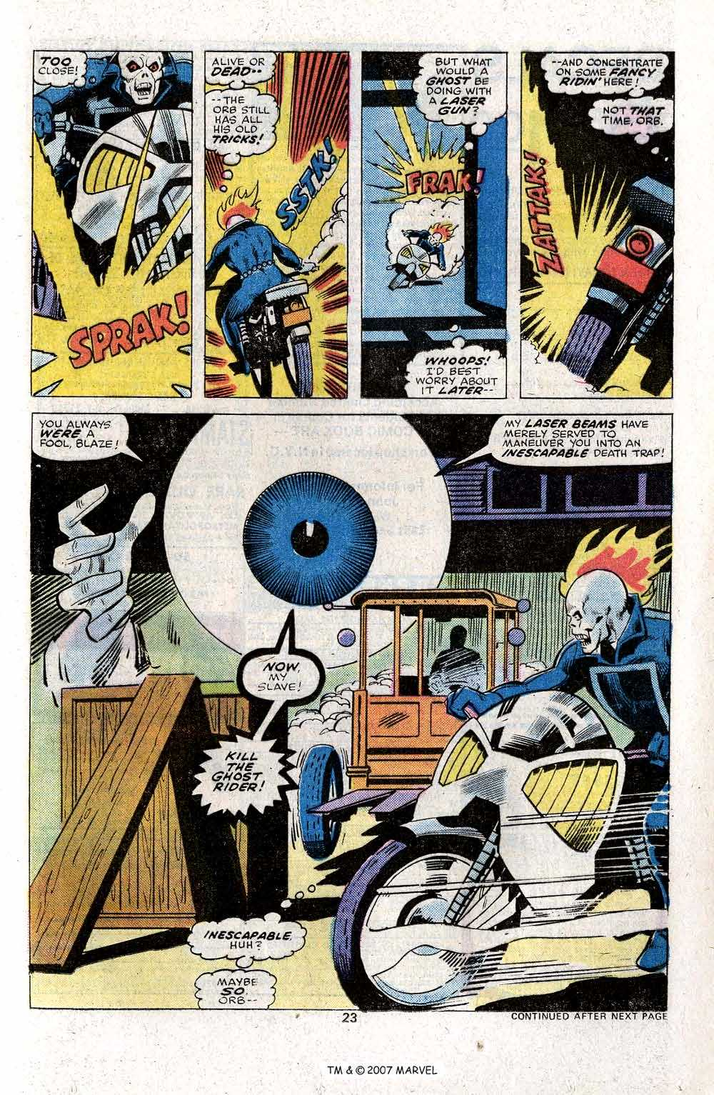 Ghost Rider (1973) Issue #14 #14 - English 25