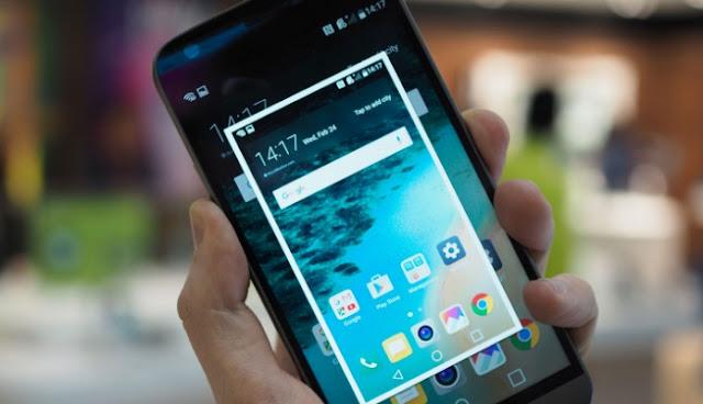 Cara Screenshot Samsung Galaxy S8, S7 Note dan Smartphone Android Lainnya