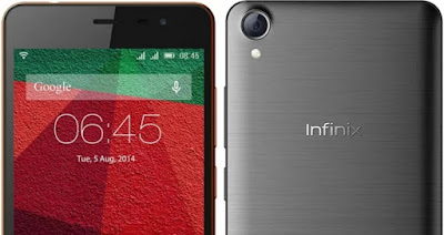 Kamera Infinix Hot Note X551