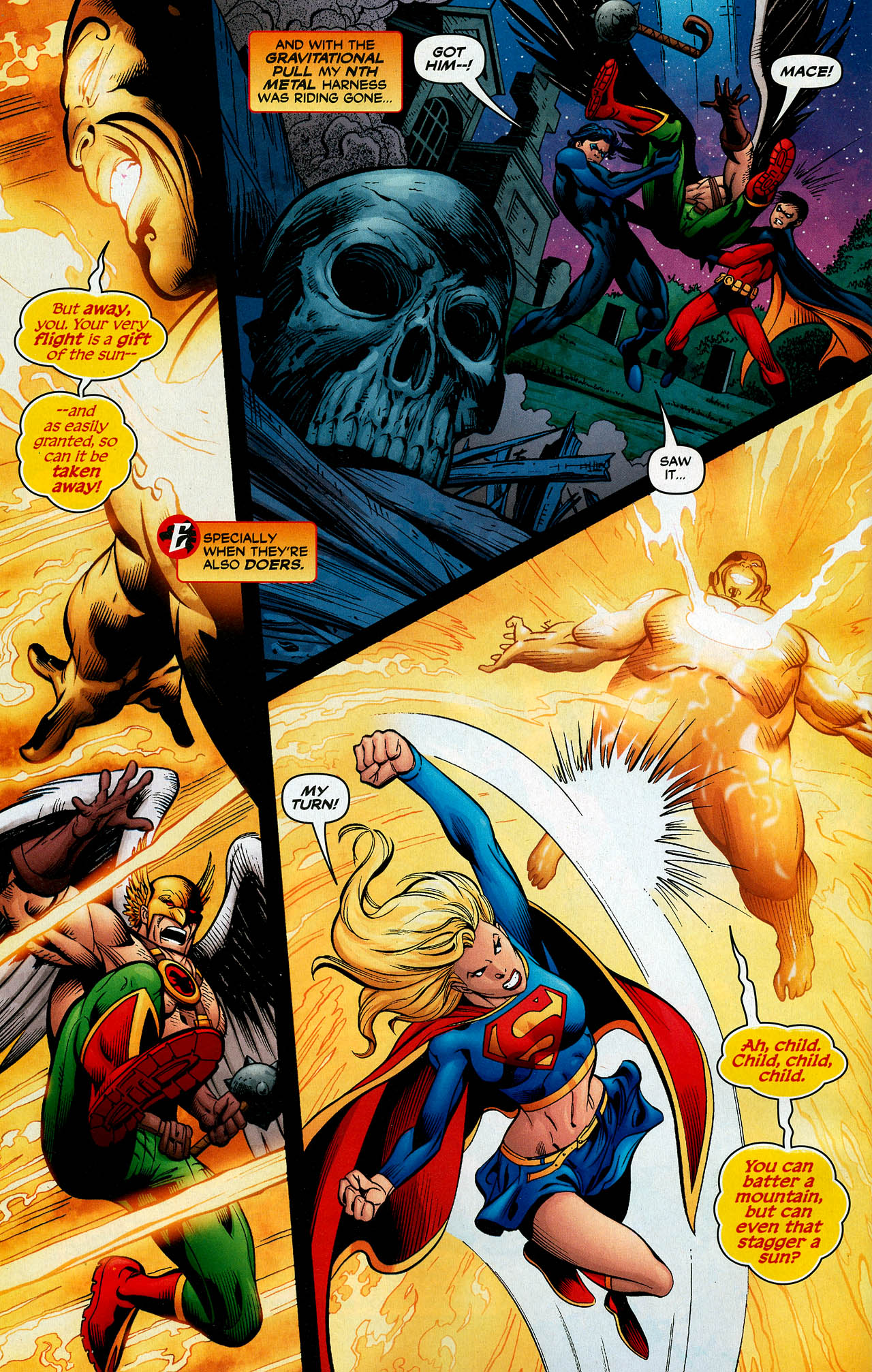 Read online Trinity (2008) comic -  Issue #14 - 24