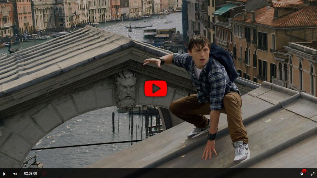 Spider-Man: Far From Home Película Completa
