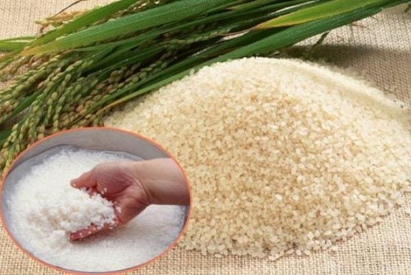 Cách nhận biết gạo chứa hoá chất bảo quản hóa học -3