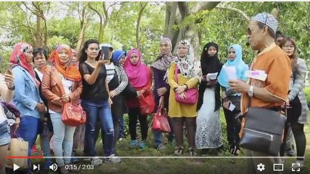 Video Perayaan Lebaran TKI Kinmen Taiwan, Bersuka Cinta Dalam Suasana Damai