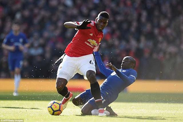 MU, song tấu Sanchez - Pogba tỏa sáng: Khi Mourinho xếp hình chuẩn 1