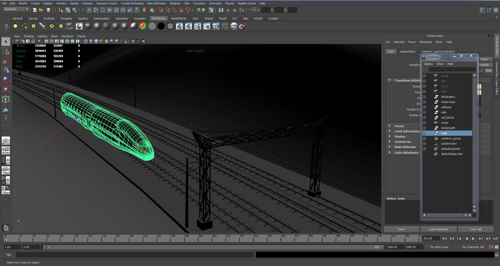 Cloud Stitch Studio: Movie update - Modeling