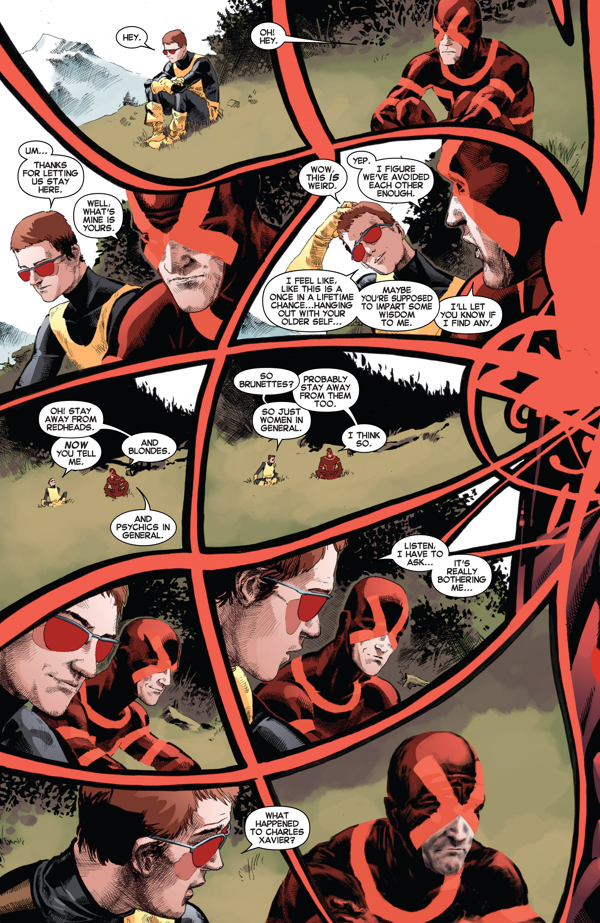 Read online Uncanny X-Men (2013) comic -  Issue # _TPB 3 - The Good, The Bad, The Inhuman - 102