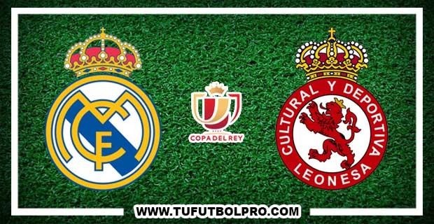 Ver Real Madrid vs Cultural Leonesa EN VIVO Por Internet Hoy 30 de Noviembre 2016