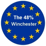 The 48% - Winchester logo