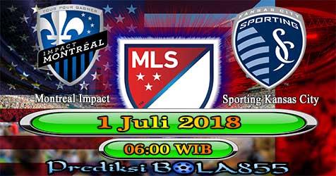 Prediksi Bola855 Montreal Impact vs Sporting Kansas City 1 Juli 2018