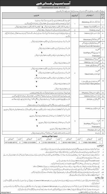 KRL Jobs Islamabad 2017 Jobs in Pakistan