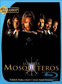 Los Tres Mosqueteros (1993) HD [1080p] Latino [GoogleDrive] SilvestreHD