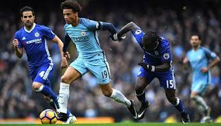 Manchester City Tumbangkan Chelsea di Stamford Bridge
