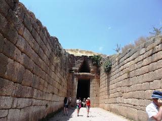 микены Греция