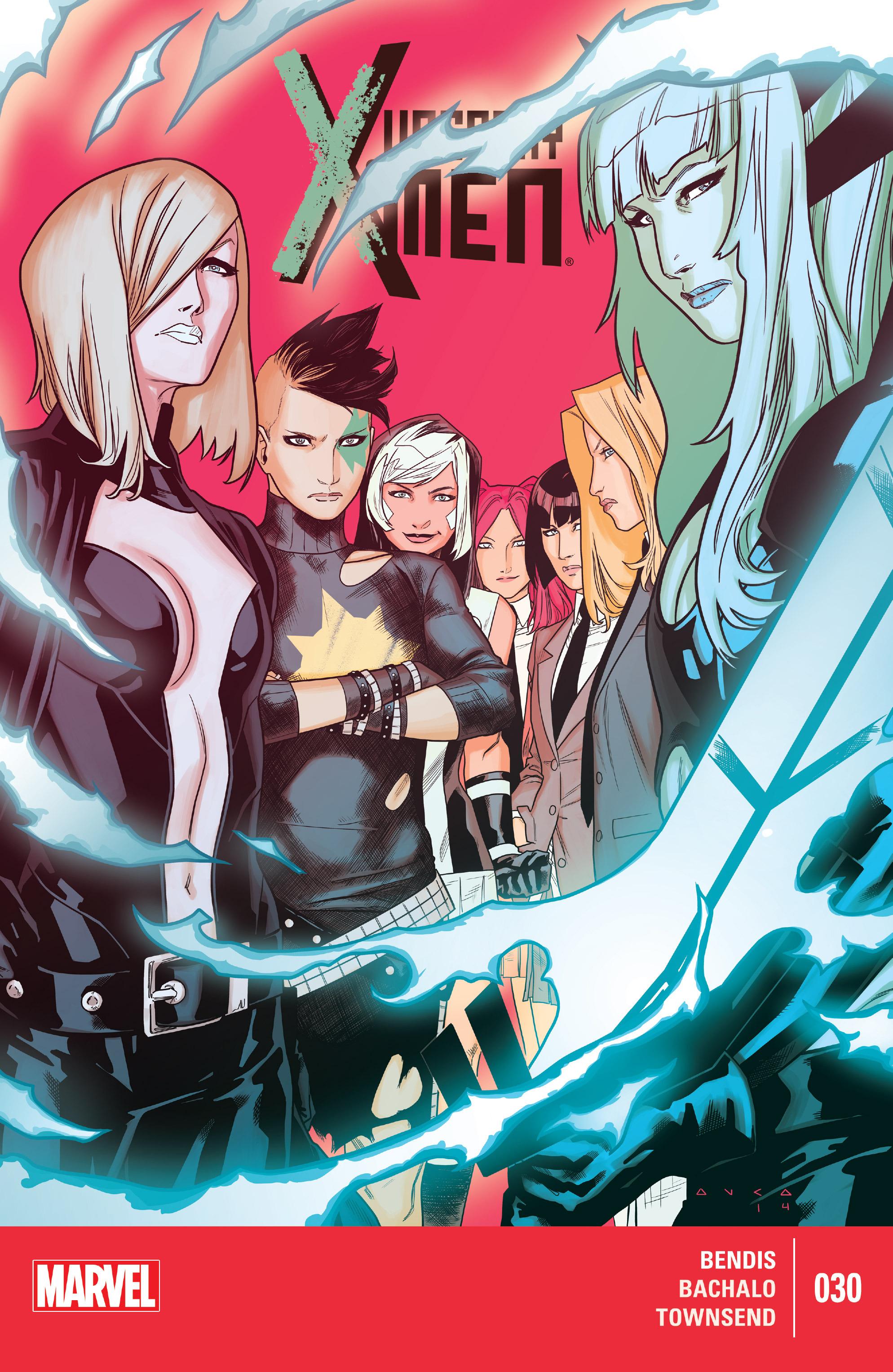 Read online Uncanny X-Men (2013) comic -  Issue #30 - 1